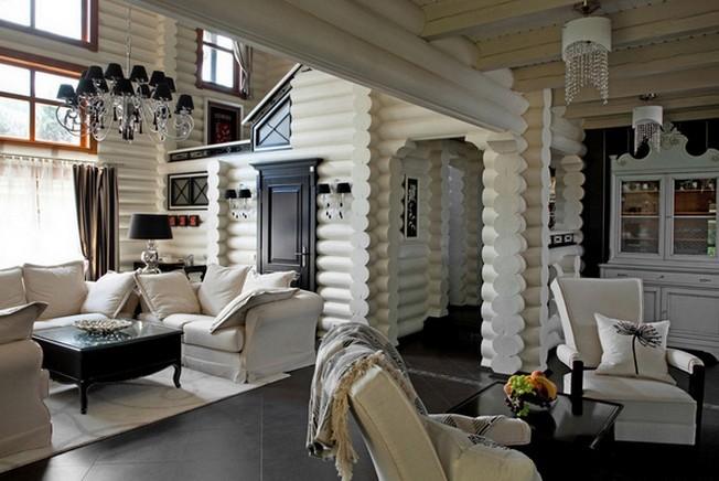 Дизайн одно комнатной квартиры с нишей фото