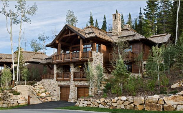 Фото дизайна загородного дома