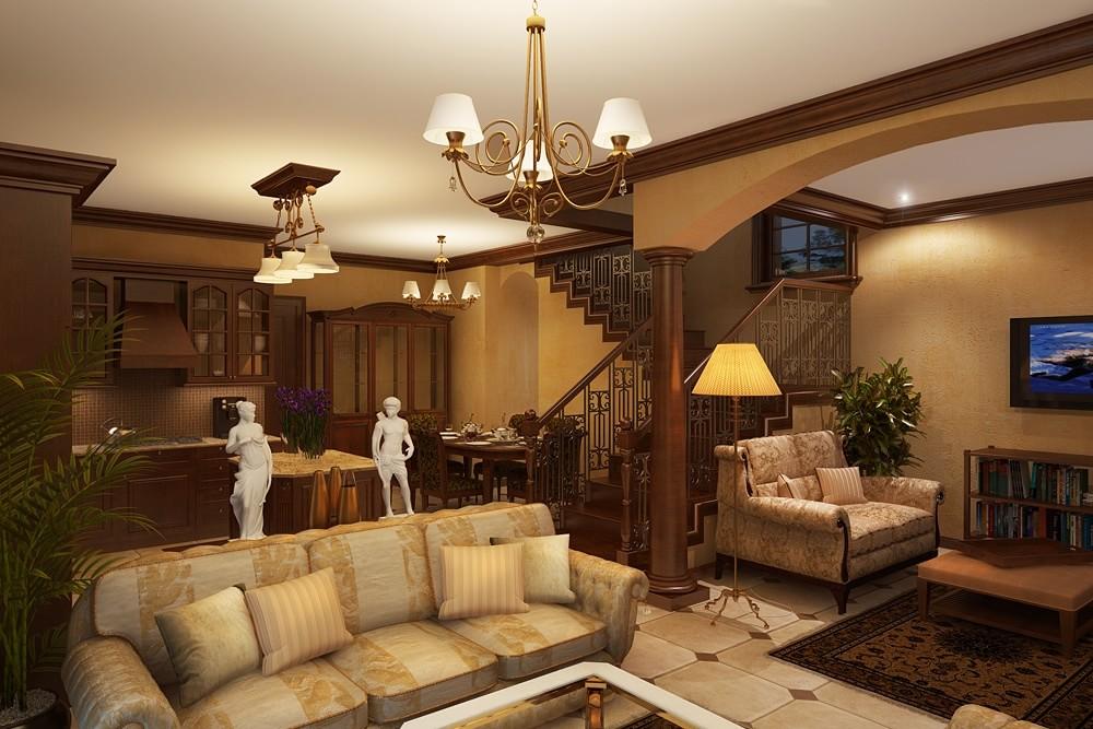 Дизайн гостиной фото для частного дома
