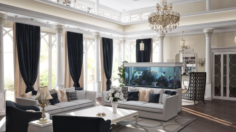 Большая гостиная - Гостиные