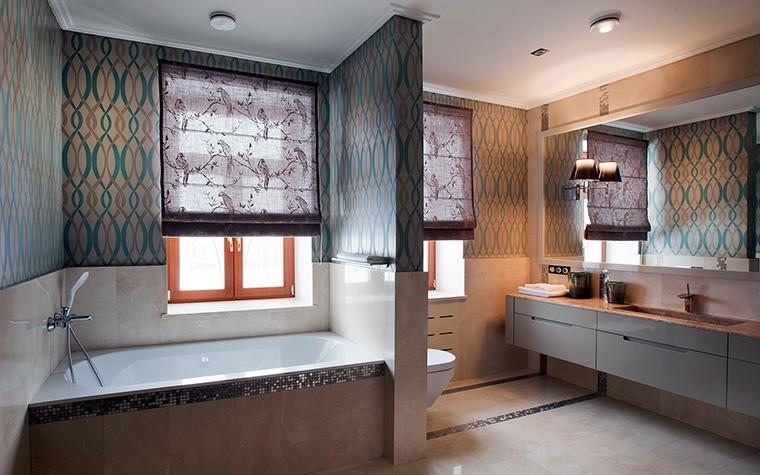 идеи для ванной комнаты в загородном доме