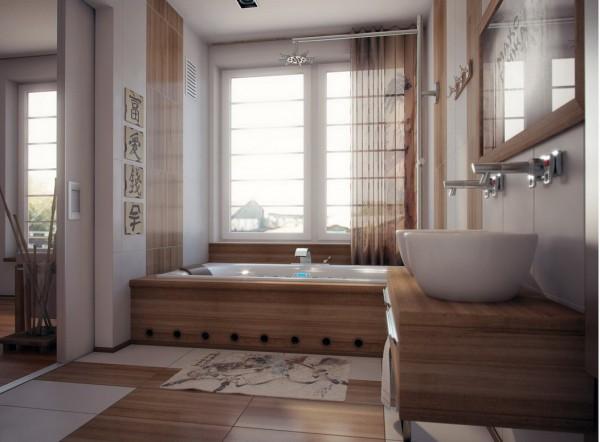 Дизайн ванной комнаты: фото идеи