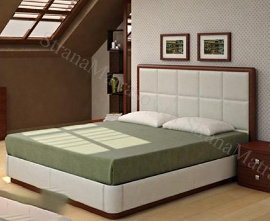 Из какого материала ваша кровать?