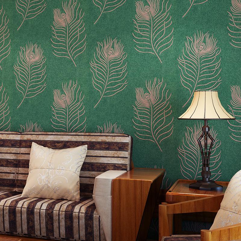 Уютная гостиная с элементами экзотики