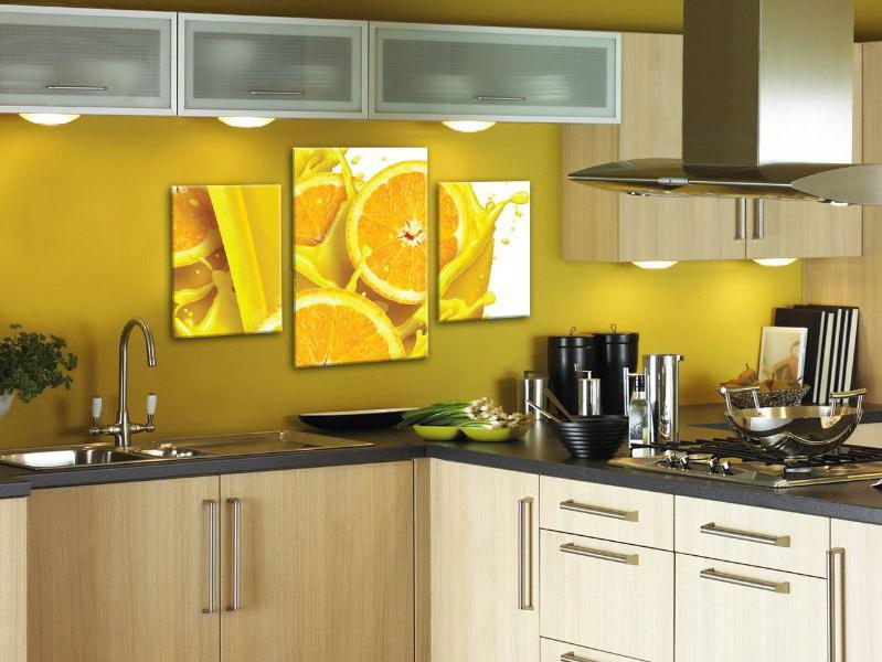Как выбрать картину для кухни?