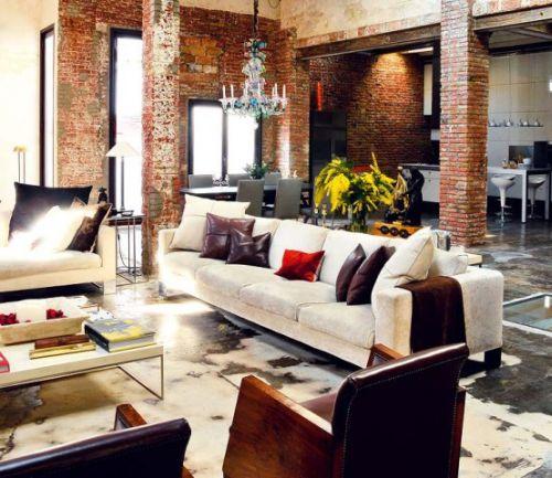 Дизайн квартиры в нью-йорксом стиле