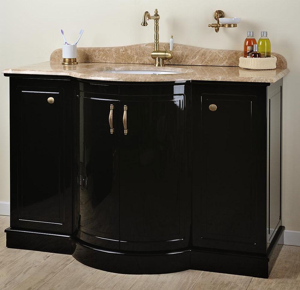 Особенности ремонта мебели для ванной