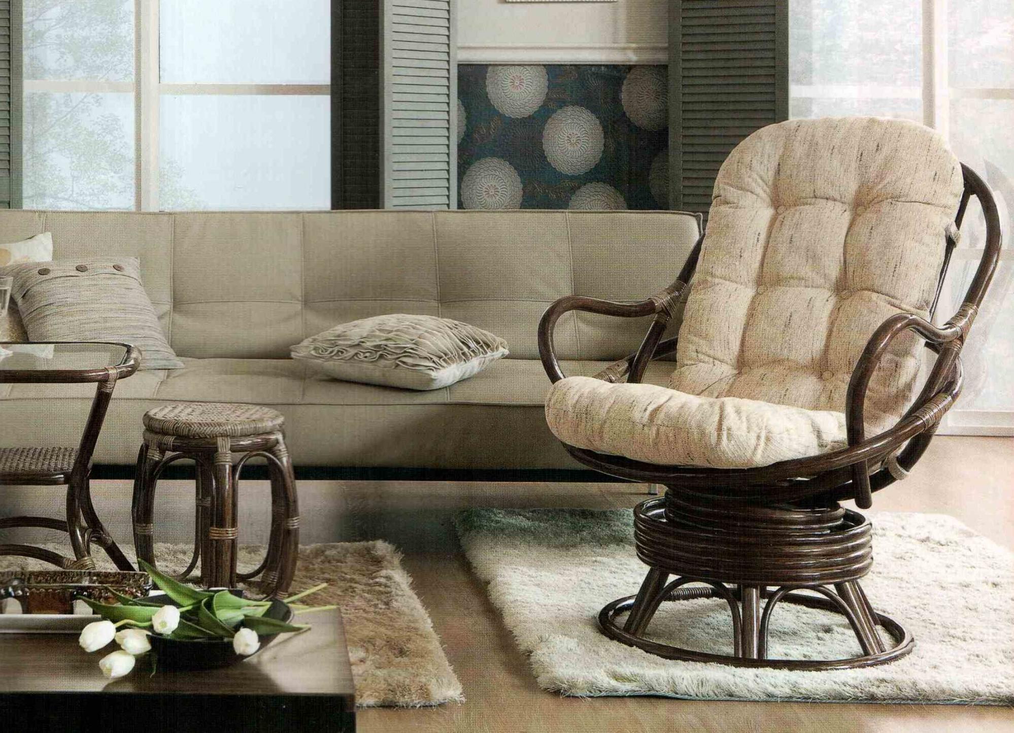 Какие кресла подойдут для гостиной?