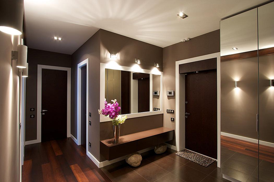 Мебель для прихожей в современном стиле