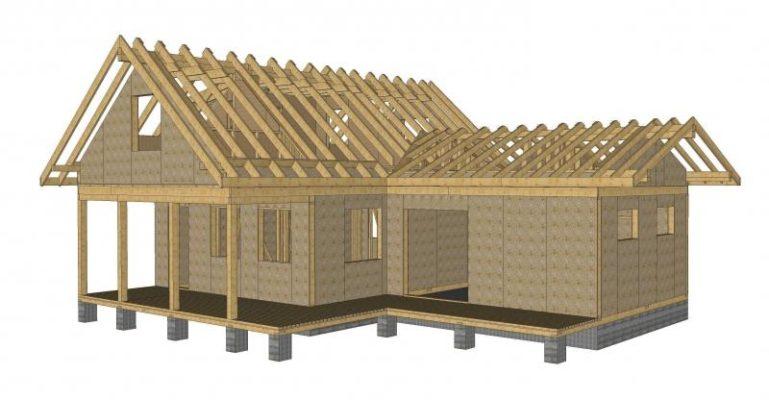 Каркасное строительство домов