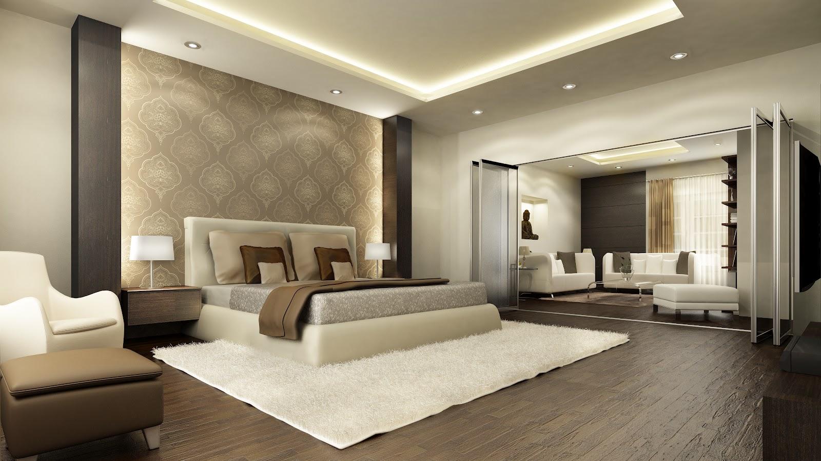 Спальни в загородном доме дизайн фото