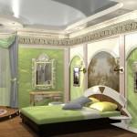 Идеи дизайна спальни в частном доме