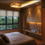 Идеи дизайна спальни в загородном доме