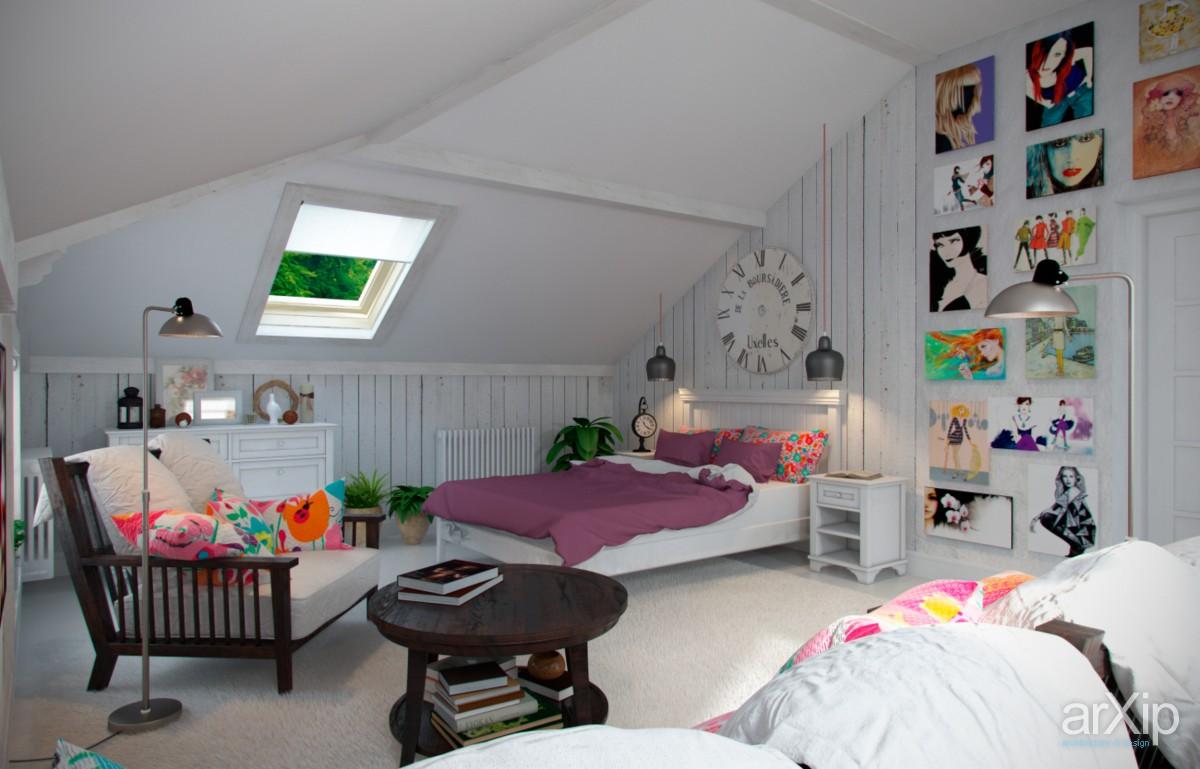302 идей для мансардного этажа фотогалерея интерьеров