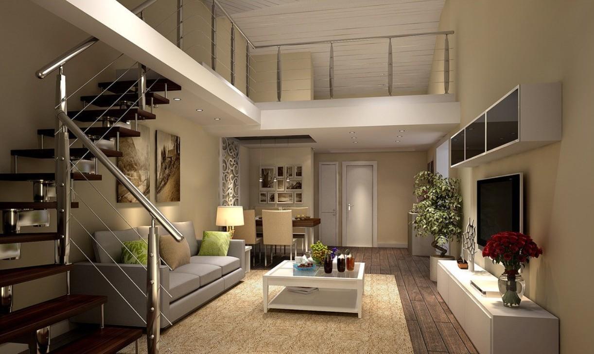 Dipris studio for Duplex house interior designs images