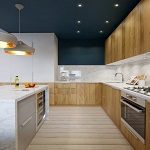 Фото дизайна кухни в скандинавском стиле