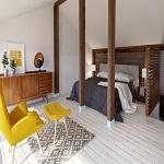 Спальня : фото
