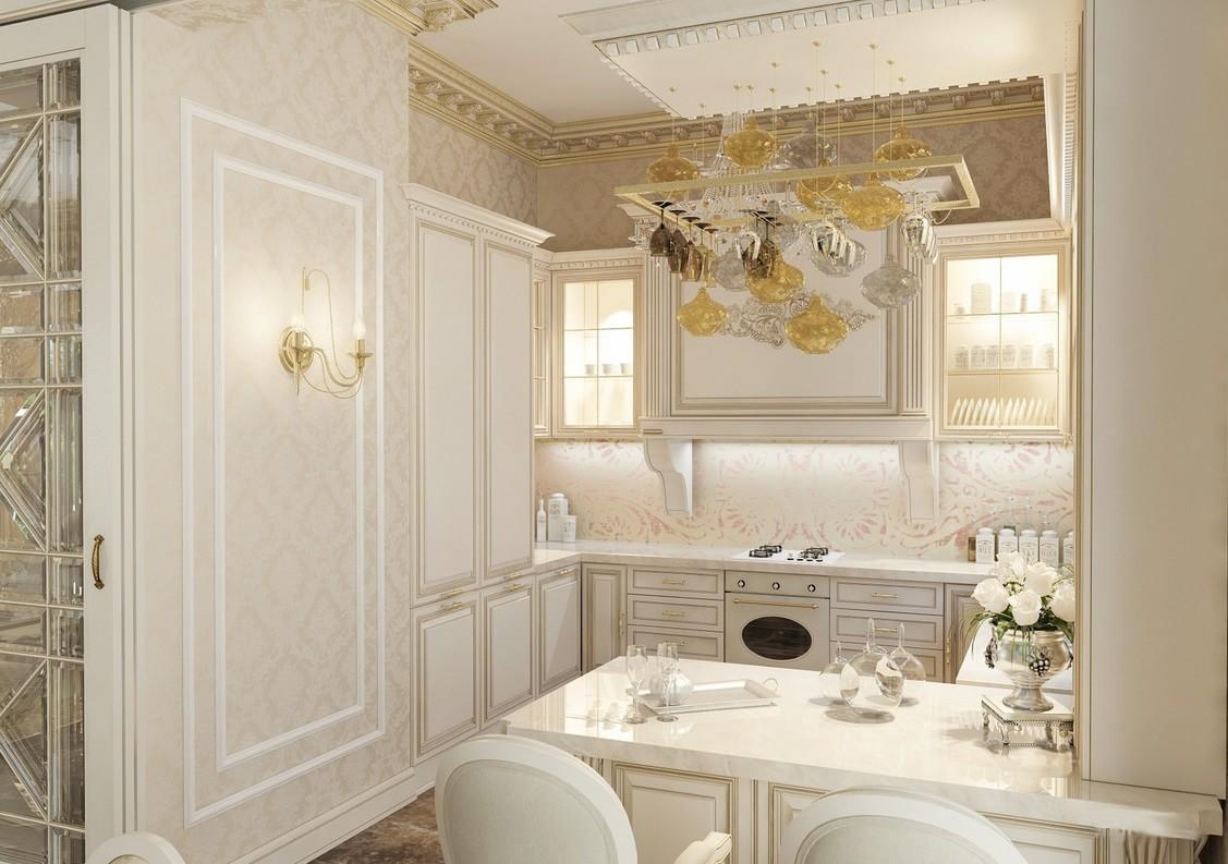 Гостиная в загородном доме в стиле прованс: идея оформления