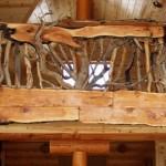 оригинальные перила своими руками для лестницы фото