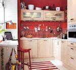 Маленькая кухня 9