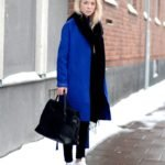 Модные женские образы для зимы
