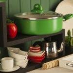 Какая посуда должна быть на кухне?