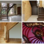Разновидности лестниц для частного дома