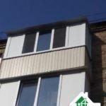 Внешняя отделка балконов – то, с чего нужно начать!