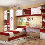 Мебель для детской комнаты: особенности выбора