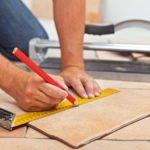 Технология укладки керамической плитки: способы монтажа