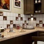 Керамическая плитка для кухни: преимущества