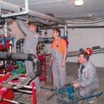 Техническое обслуживание котельных:  состав работ
