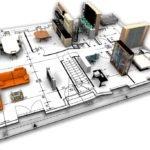 Основные этапы проектирования интерьера
